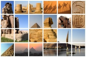 Many sites to see on holidays in Egypt